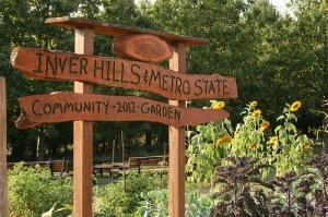 Inver-Metro Community Garden