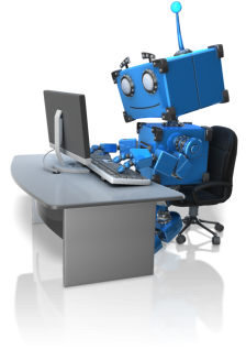 robot_working_at_desk_14615